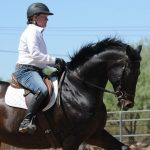 Strength & Conditioning…  On Horseback…