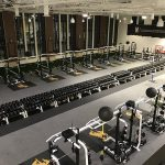 College Football Strength Training