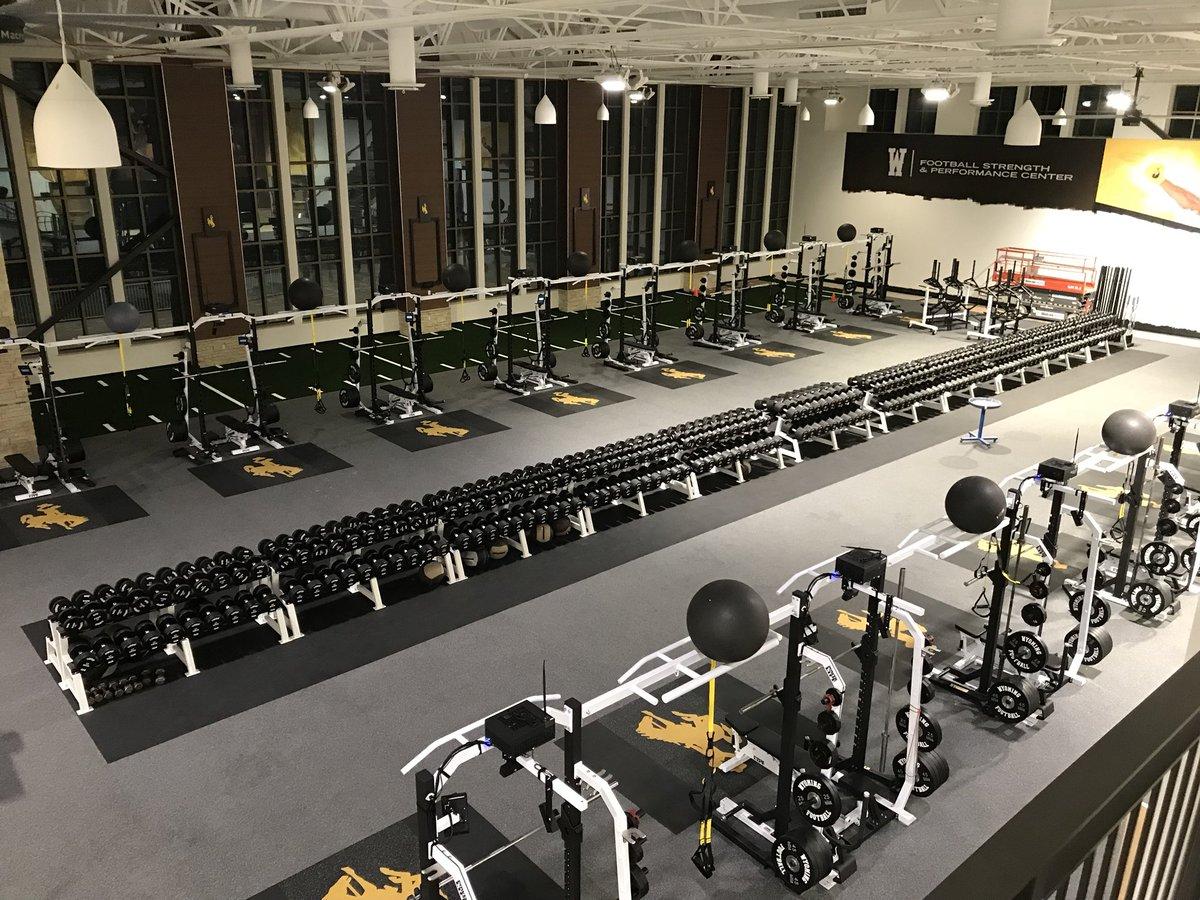 College Football Strength Training - Liberty Performance Training